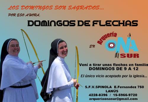 AHORA TAMBIËN LOS DOMINGOS DE 9 a 12!!!