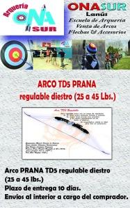 Aviso ARCO TD5 MERCADOLIBRE