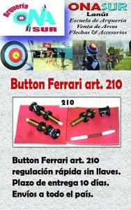 Aviso Button ferrari art 210