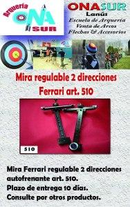 Aviso Mira art 510 MERCADOLIBRE