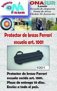 Aviso Protector art 1001 MERCADOLIBRE