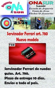 Aviso Servinador art 780 MERCADOLIBRE
