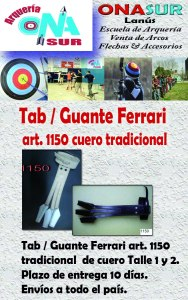 Aviso Tab 1150 tradicional MERCADOLIBRE
