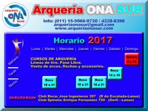 horario-ona-sur-2017